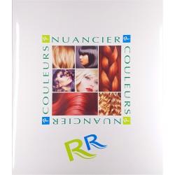 Kleurenkaart Nuances (72 nuances)