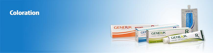 il y a 5 produits - Coloration Generik
