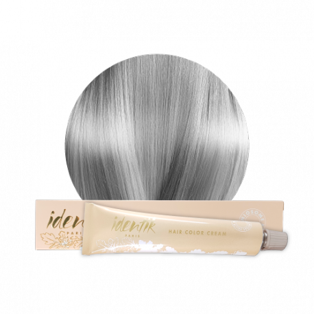 Identik Hair Color Cream 50 ml Pure Grey