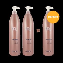 2 Shampooing antipelliculaire 1L achetés - 1 offert