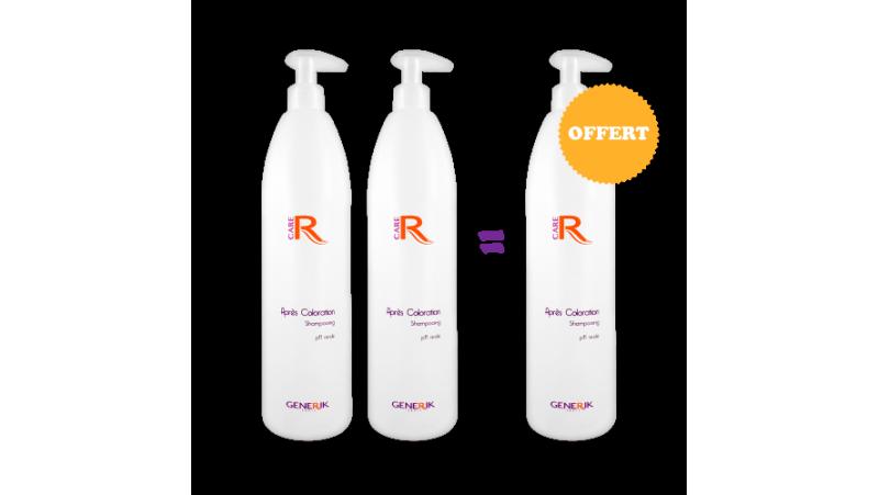2 Shampooings Après couleur achetés - 1 offert