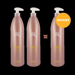 2 Shampooings Purifiant 1L achetés - 1 offert