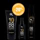 Pack : 1 Shampooing 200ml - 1 BBCream 150ml- 1 BBHair Mousse 200ml