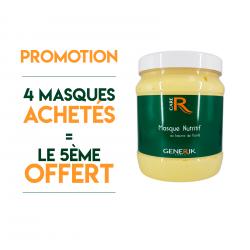 4 Masquess de Karité achetés - 1 offert