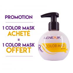 1 Colormask doré 250ml acheté - 1 offert