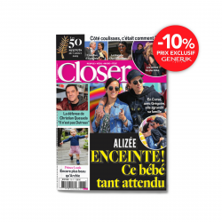 Magazine Closer - Abonnement de 1 an - 52 n°