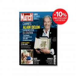Magazine Paris Match - Abonnement de 1 an - 52 n°