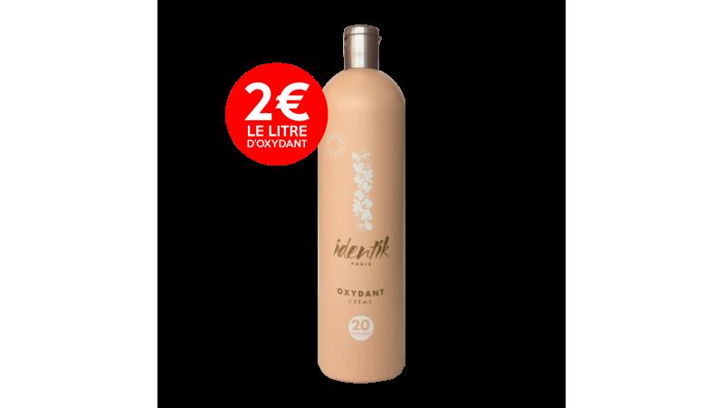 Identik Oxydant Crème 1000 ml 20 Volume