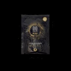 Sachet de 30 gr de poudre décolorante BBHAIR PLEX