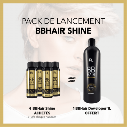 Pack de lancement BBHair Shine