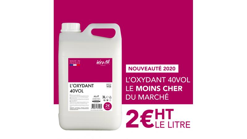 Oxydant Identik 3L 40 Volume