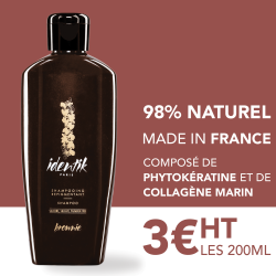 Identik Shampooing Repigmentant Brownie 200 ml