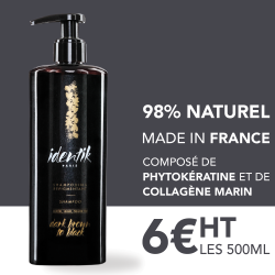 Identik Shampooing Repigmentant Dark Brown 500 ml