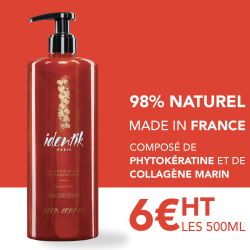 Identik Shampooing Repigmentant Deep Copper 500 ml