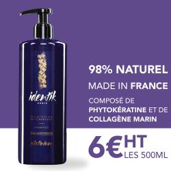 Identik Shampooing Repigmentant Platinium 500 ml