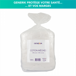 Cotons Mèches 500g