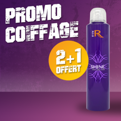 2 Spray brillance 300 ml + 1 offert PROMO COIFFAGE