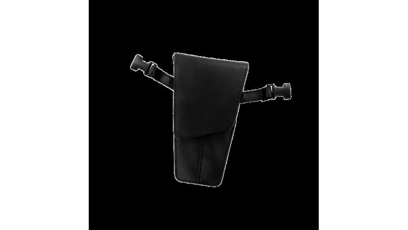 Trousse de ceinture noire porte outils