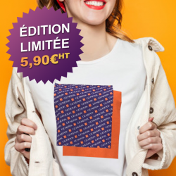 Tee shirt Generik série limité taille M