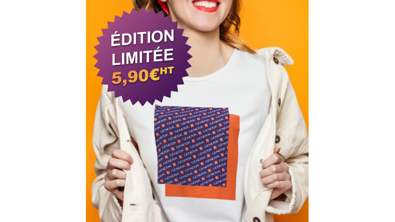 Tee shirt Generik série limité taille S