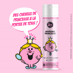 Shampoing Me PRINCESSE COLLECTION MONSIEUR MADAME 250ml