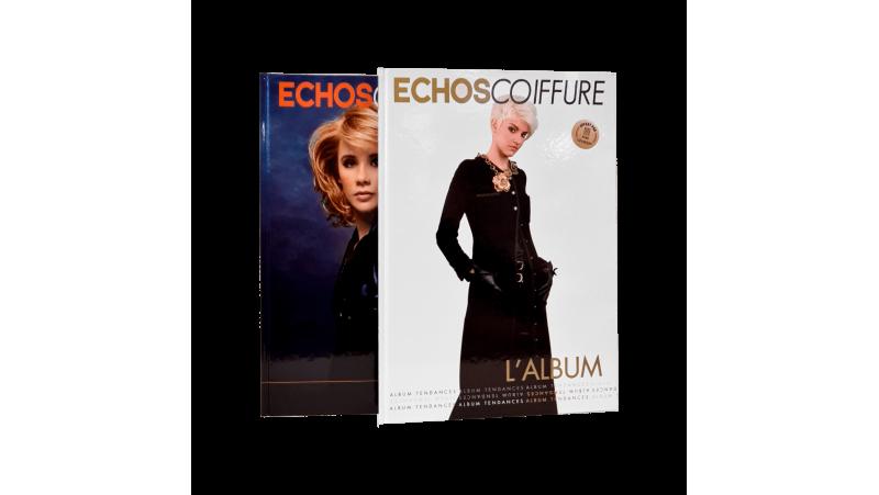 Echos coiffure album tendance
