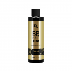 BBHair Shine 400ml Clear transparent