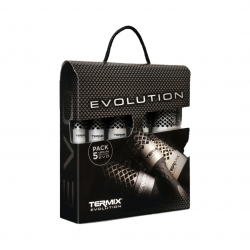Pack de 5 brosses TERMIX EVOLUTION