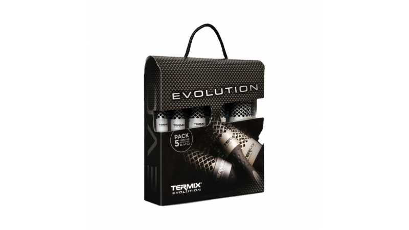 Pack de 5 brosses TERMIX EVOLUTION