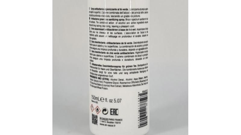 2 Sprays désinfectants 150ml achetés + 1 offert