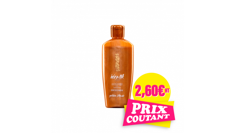 Identik Shampooing Repigmentant Golden Blonde 200 ml