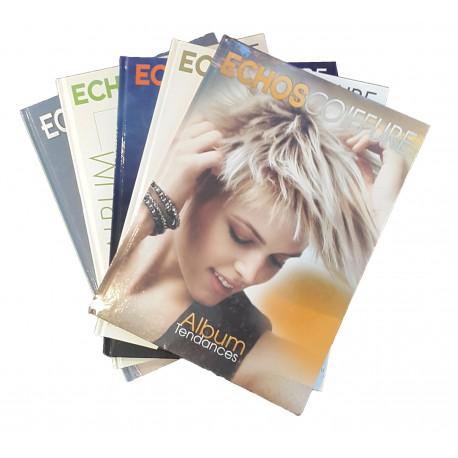 5 Álbumes Echos Coiffure