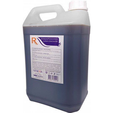 Concentrated Shampoo 5 L
